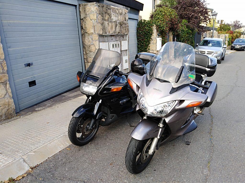 Fantásticas para viajar en moto