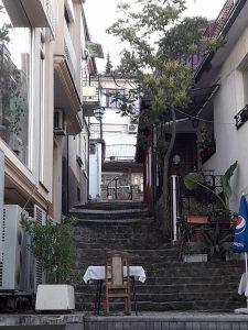 Callejuela de Ohrid