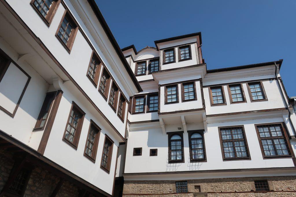 Casas otomanas
