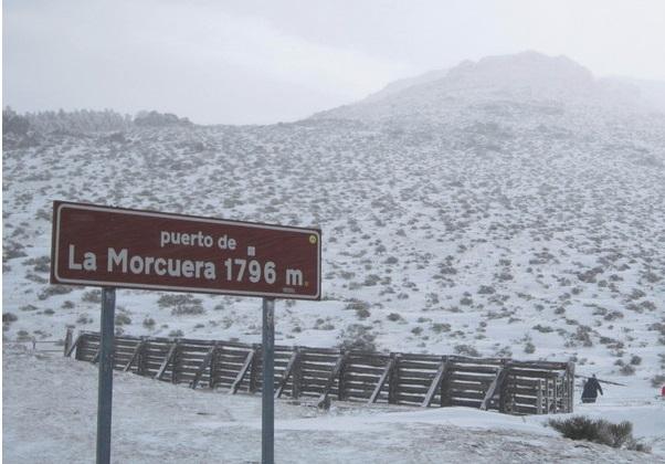 Puerto de la Morcuera