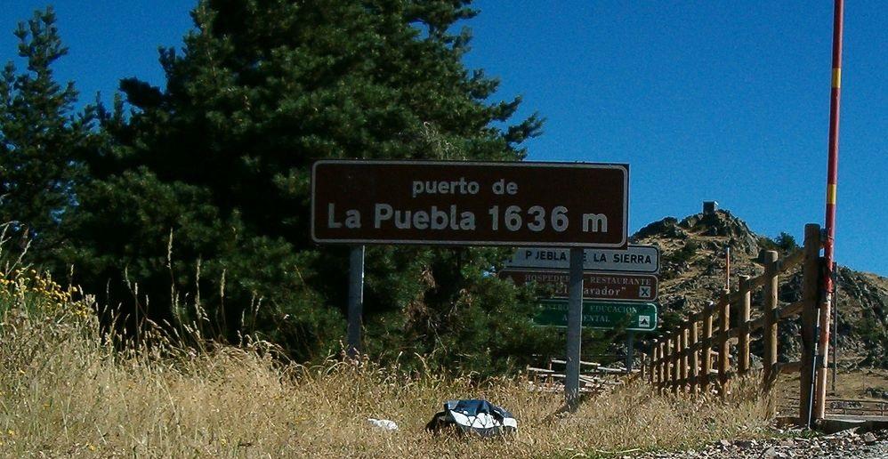 Puerto de la Puebla